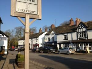 Prestbury Macclesfield Cheshire