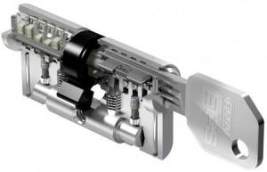 evva eps modular cylinder Macclesfield